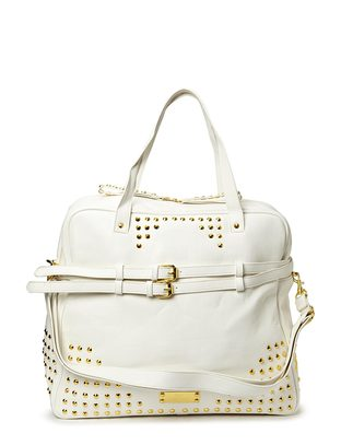 Sellkirk Weekendbag - White
