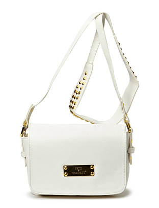 Friis & Company Sellkirk Shoulderbag - White