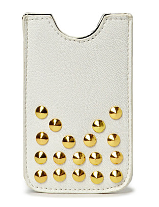 Friis & Company Sellkirk Phone Cover - White