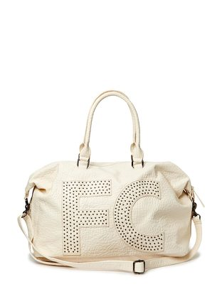 Emmeth Weekendbag - White