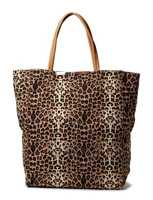 Maison Shopper - Leopard