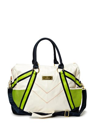 Cymric Weekendbag - White