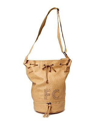 Emmeth Bucket Bag - Nude