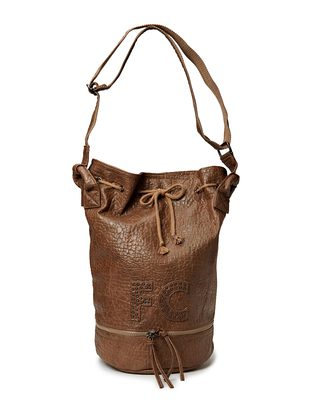 Emmeth Bucket Bag - Taupe