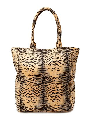 Floss shopper - Camel
