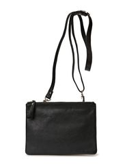 Lynne Crossbody - Black/White