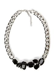 Lotte Necklace - Black