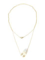 Trine Single Necklace - Gold