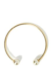 Trine Cuff Necklace - Gold