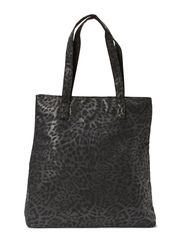 Frida Bag - Leopard Black