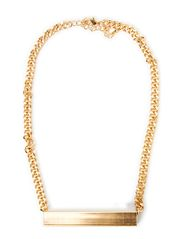 Margeret Necklace- MIN 2 ass - Gold