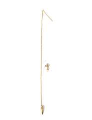 Michelle Earrings- MIN 2 ass - Gold