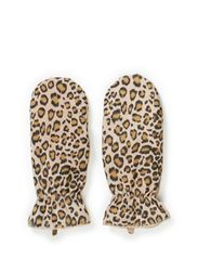 Rosa Gloves - Leopard