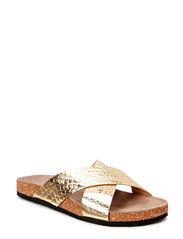 Pernille Sandal - Gold