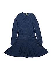 Dress - DARK BLUE/NAVY
