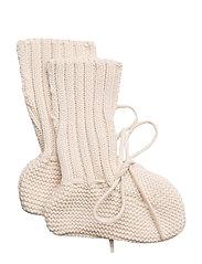 Baby Boots - ECRU