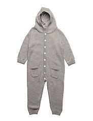 baby Suit - LIGHT GREY