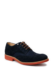 Eton ChastelainV Suede - Navy Suede