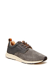 Chaser Barricade - Grey Suede /w denim