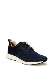 Chaser Barricade - Navy Suede /w denim