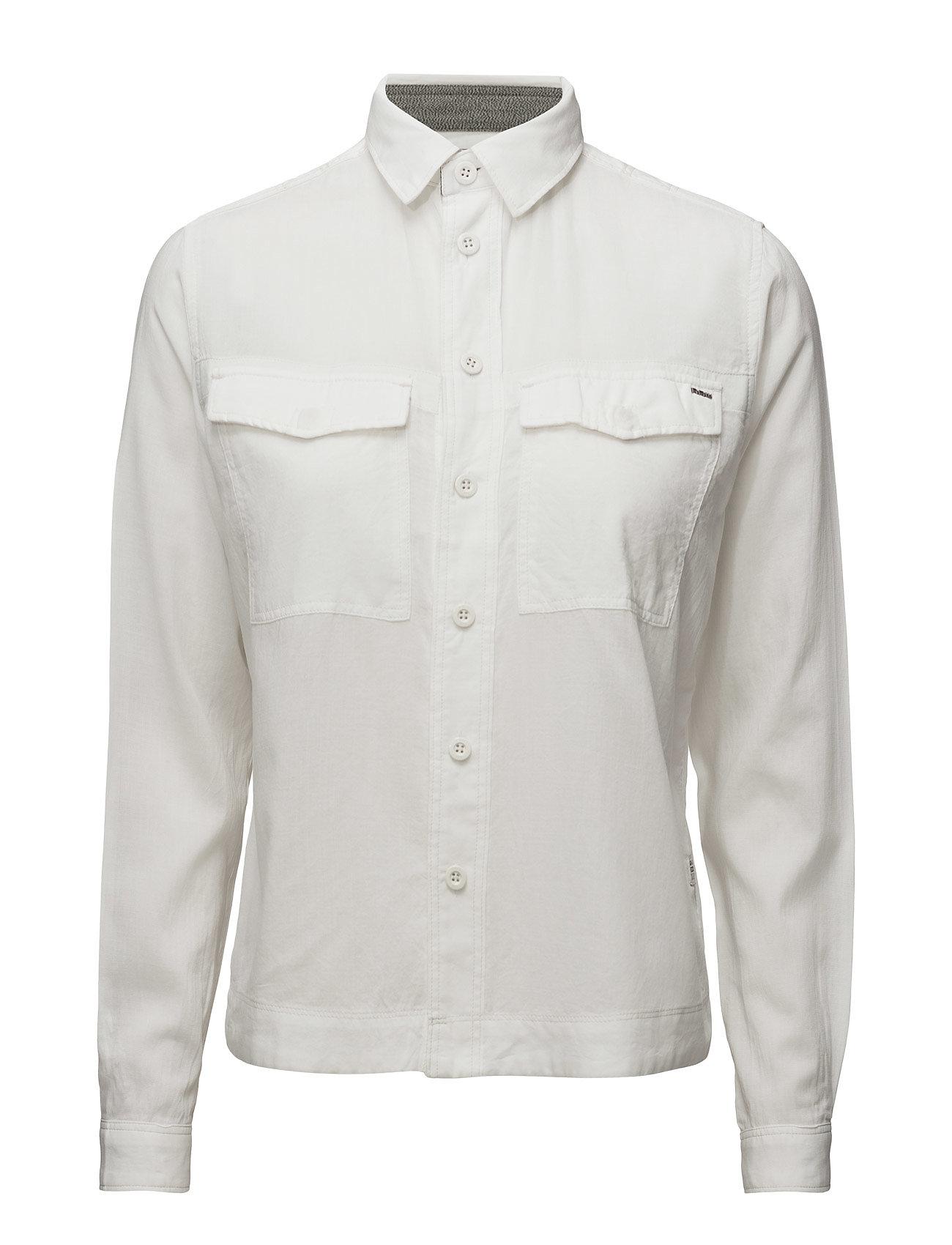 g-star Rovic cropped shirt wmn l fra boozt.com dk