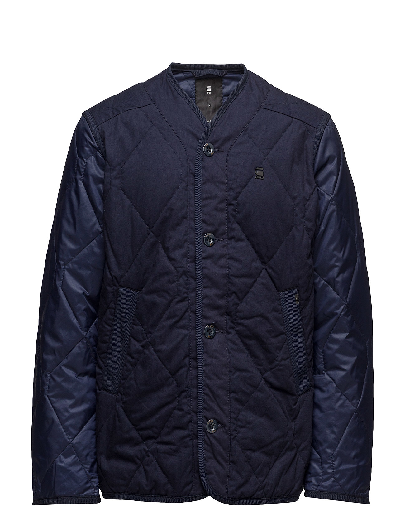 g-star Liner pm cropped quilted overshirt på boozt.com dk