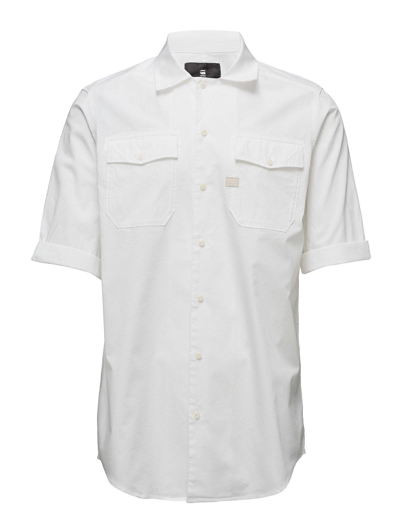Landoh straight service shirt s fra g-star fra boozt.com dk