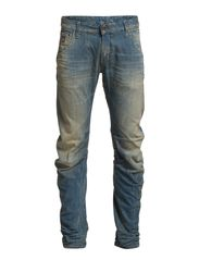 arc 3d slim,lexicon denim - Lt Aged