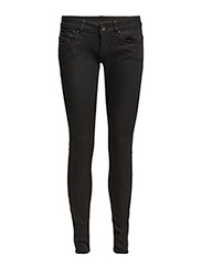 Midge Zip Low Super Skinny Wmn - Rinsed
