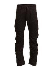 navy swimshort - black