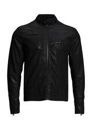 hamzer biker jk - black