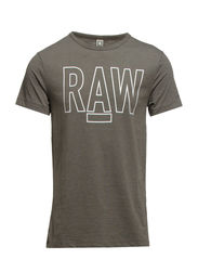murray r t s/s - Raw Grey
