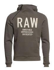 art nvy hd ls - Raw Grey