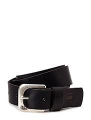 Zed belt - black