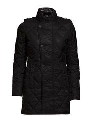 min qui coat sl - black