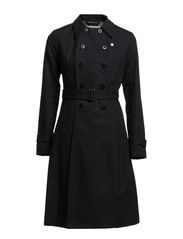 per slim trench - Mazarine Blue