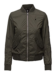 Rackam MS slim bomber wmn - FOREST NIGHT