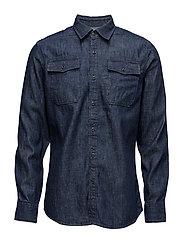 Landoh DC Shirt l - RINSED