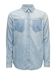 Modern Arc Shirt l - LT AGED DESTROY