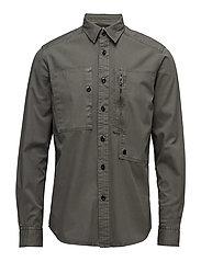 Powel shirt l - GS GREY