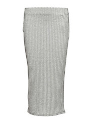 Erryn slim skirt - MERCURY HTR