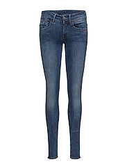 Lynn d-Mid Super Skinny Wmn - MEDIUM AGED