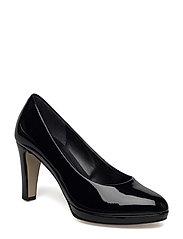 Court shoe - BLACK