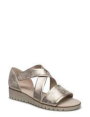 Slip on sandal - MULTI COLOURED