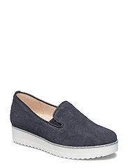 Sporty loafer - BLUE
