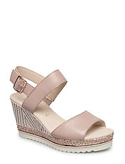 High-heeled sandal - MULTI COLOURED