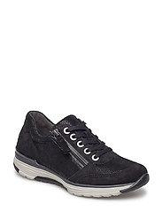 Sporty loafer - BLACK