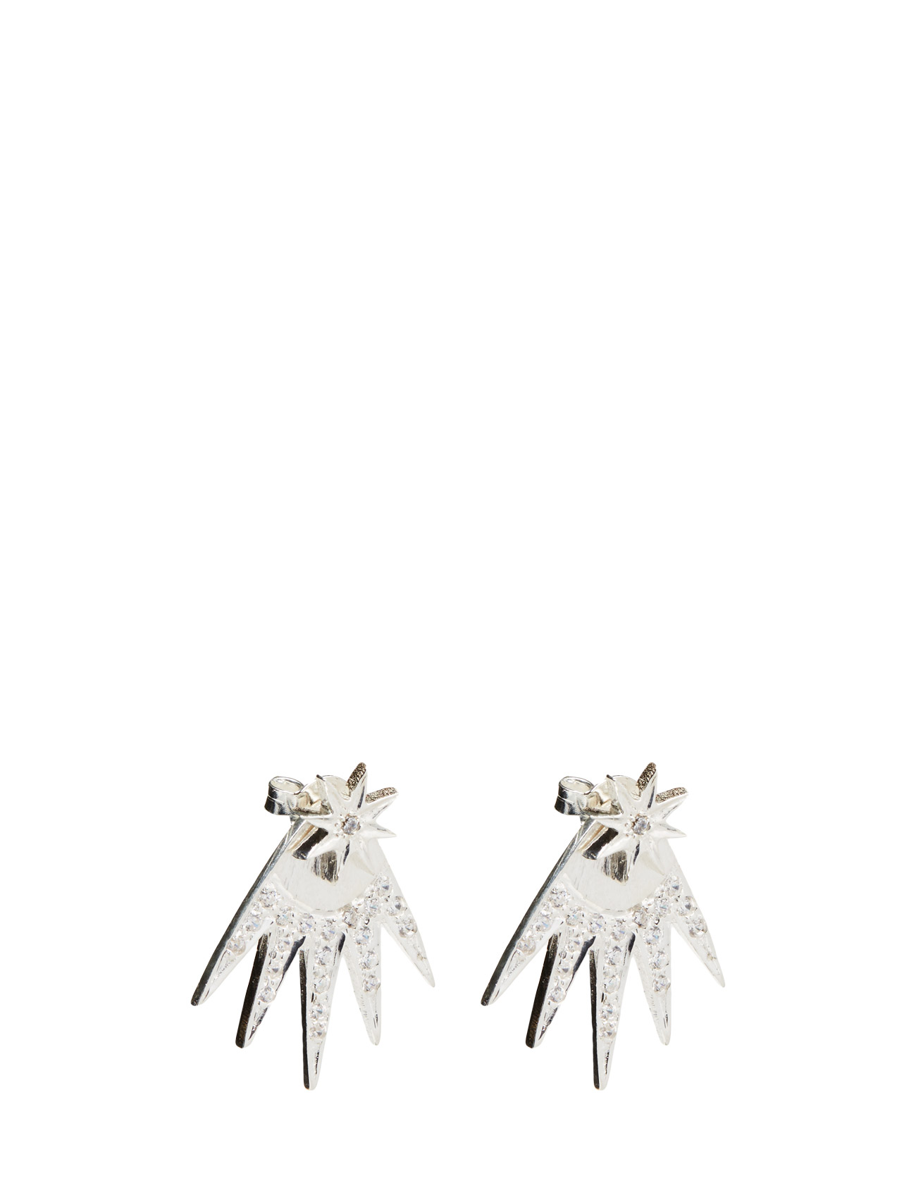 gaia jewels – Viol with zirconia på boozt.com dk