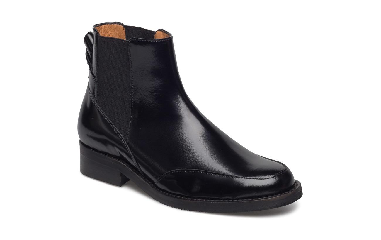 Ganni Violet Ankle Boots