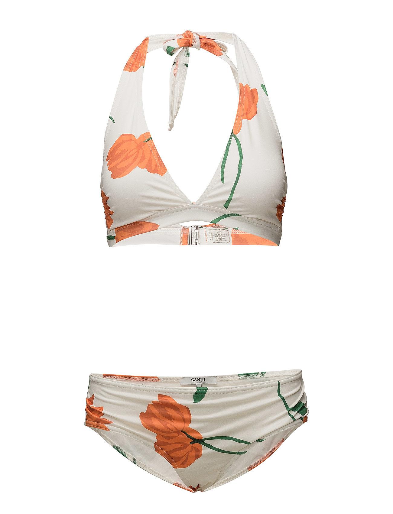 Ganni Silverton Swimwear